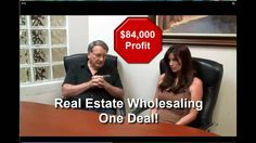 Part time real estate investor making $30,000 plus per deal! How does see do it? http://aoreia.com/
