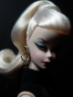 """""""One of my heroes has always been Barbie. She may not do anything, but she always looks amazing doing it."""" - Gemma Ward"""