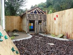 let the children play: what rusty keeler said: dream your playscape