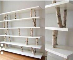 Diy Furniture : 13 Adorable DIY Floating Shelves Ideas For You 13