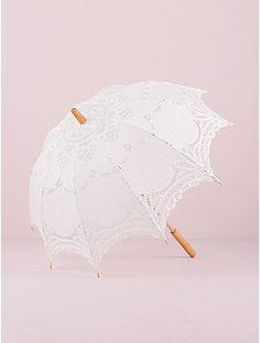 54f6bba7907d parasole e ombrelli · Ombrellini in legno e cotone. Originali e romantici