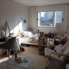 47 minimalist storage ideas for your small bedroom 46 Minimal Bedroom, Dreams Beds, Aesthetic Bedroom, Minimalism, Room Decor, Bed Room, Storage, Korea, Decor Ideas