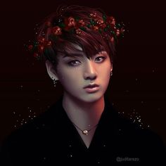 Bts jungkook fan art