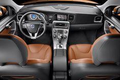 Volvo S60 front interior