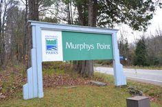 Murphys Point Provincial Park, Ontario, Canada Ontario Parks, Canada