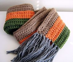 love the color combination... great for the Fall (no pattern)