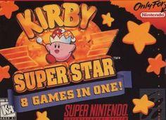 Kirby Super Star/Super Deluxe - Nintendo & HAL Laboratories