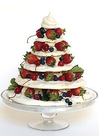 Meringue Christmas Tree #Christmasrecipes