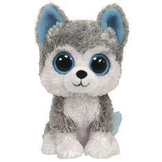 TY Beanie Boos - SLUSH the Husky (Regular Size - 6 inch)