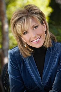 Beth Moore. She has made me cry and made me laugh. She makes me want to be a better person.