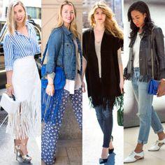How to Wear: Spring Fringe