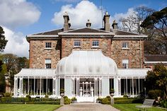 Marlfield House in Co. Wexford is the country house hotel ideal, just one hour from Dublin you find yourself in a trance of atmosphere and elegance.