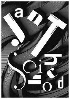 Experimental poster design and stunning typography by Chae Byung-Rok Graphic Design Fonts, Typo Design, Graphic Design Inspiration, Book Design, Typography Design, Experimental Type, Monospace, Korean Design, Type Posters
