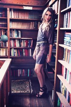 NICOLE MILLER | COLLECTIONS LOOKBOOK | HOLIDAY 2012