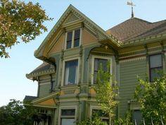 Vivir en una casa victoriana