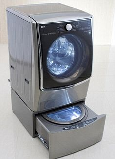 end of the washing machine portable gadget uses ultrasonic soundwaves