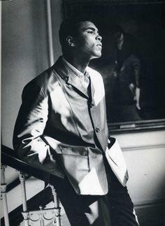 Muhammad Ali, by Gordon Parks