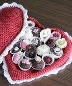 2000 Free Amigurumi Patterns: Chocolate box