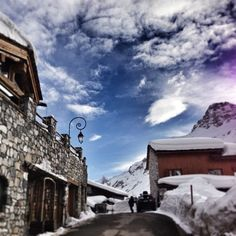 Last Day in Val d'Isère - Photo by shrnzde - instragram