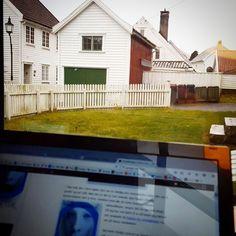 Blogging med utsikt  #blogging #bøker #utsikt