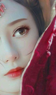 38 ideas chinese art girl asian beauty drawings for 2019 Lovely Girl Image, Beautiful Girl Photo, Beautiful Anime Girl, Nice Girl, Christian Stories, Beautiful Fantasy Art, Digital Art Girl, Deviant Art, Anime Art Girl