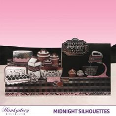 hunkydory midnight silhouettes - Google Search