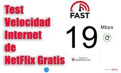 Test de velocidad de Internet de Netflix Gratis   Windows Fácil