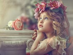 Little Fairy by Natalia Zakonova - AmO Images - AmO Images