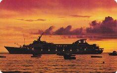 Princess Italia Vintage SHIP Cruise SHIP Photo Steamer Postcard   eBay