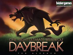 Just listed: One Night Ultimat... Check it out here!  http://www.thegamescorner.com.au/products/one-night-ultimate-werewolf-daybreak?utm_campaign=social_autopilot&utm_source=pin&utm_medium=pin