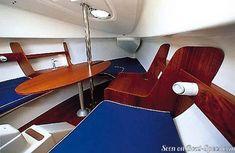 Jeanneau Sun 2000 accommodations