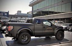 Ford F-150 Raptor SVT - Murdered-Out: 50 Menacing Matte Black Cars | Complex