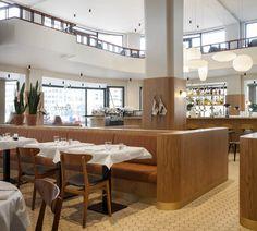 Engels Café, Bar & Restaurant by Studio Linse, Rotterdam – Netherlands » Retail Design Blog