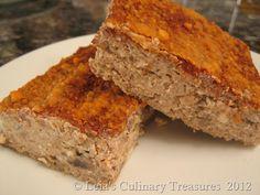 Vegetarian meat loaf