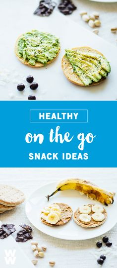 When you've got a busy day ahead it's the little steps that help you stick to your health and wellness goals! For inspiration on easy ways to make smart food choices, check out these recipes for Healthy Snack Ideas for on the go. Plus, thanks to Weight Watchers food options, these sweet and savory treats are delicious as well! Find everything you need and more to make them at Target.