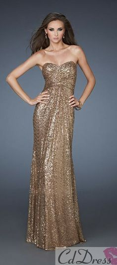This is exactly what I want for prom this year!