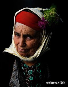 Photo sharing. Anatolian woman.