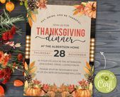 Thanksgiving Invitation, Thanksgiving Dinner Invite, Rustic Fall Pumpkin Leaves Greenery Wood..., #Dinner #fall #Greenery #Invitation #Invite #Leaves #pumpkin #Rustic #thanksgiving #ThanksgivingMessagesboard #wood Thanksgiving Messages, Rustic Thanksgiving, Thanksgiving Invitation, Invite, Invitations, Pumpkin Leaves, Fall Pumpkins, Greenery, Dinner