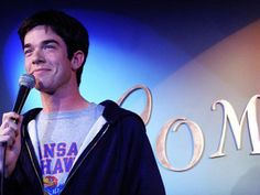 This guy, John Mulaney, is a riot.