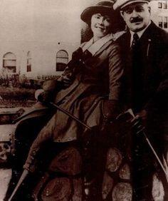 Famous Chicago gangster Big Jim Colosimo and His   Girlfriend Dale Winter Colosimo Were Killed in 1920   His Death made room for Al Capone to   Take Over In Chicago