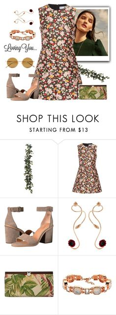 """""""Go out"""" by fanfanfann ❤ liked on Polyvore featuring RED Valentino, Seychelles, Futuro Remoto, Patricia Nash, WALL, Finesse and Acne Studios"""