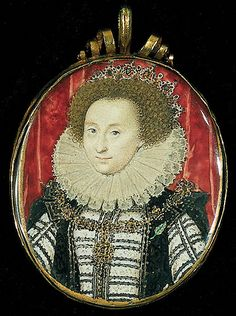Lettice Knollys, great-niece of Anne Boleyn, Granddaughter of Mary Boleyn, circa 1590 Lettice is an ancestor of many notables, including Charles Darwin, Winston Churchill, Elizabeth Bowes-Lyon, Diana, Princess of Wales and Sarah, Duchess of York.