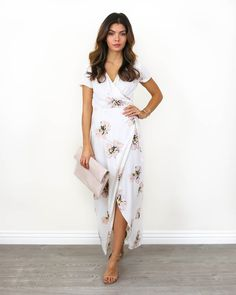 Cape Town Wrap Dress