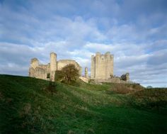 Dramatically re-presented in May 2014 after a major HLF funded project, the keep of Conisbrough Castle is unique. European History, British History, Kids Go Free, Yorkshire Day, House Of York, Beautiful Ruins, History Of England, Plantagenet, Medieval World