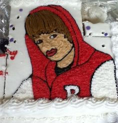 justin bieber cake fail i cant see the diffrence