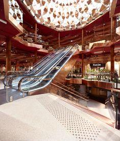 Paleet shopping center, Oslo – Norway