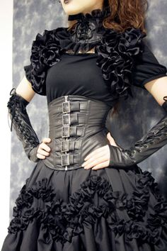 mmm...want that corset