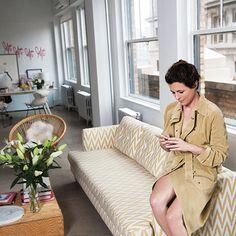 Garance Doré photographiée par Nick Hudson pour le focus Style Report de MatchesFashion.com