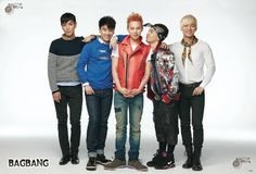J-4644 Bigbang K-pop- G-dragon, T.o.p , Taeyang Poster#5- Rare New - Image Print Photo $8.99
