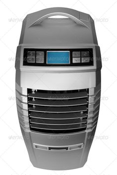 The modern mobile air-conditioner. http://photodune.net/item/modern-mobile-airconditioner/1606425